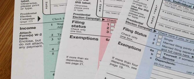 Tax Preparation Services - Income Tax Brackets